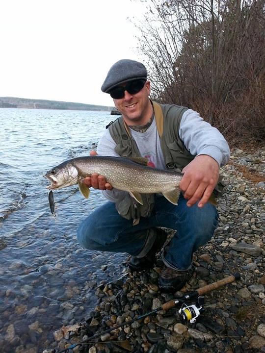 Wachusett reservoir fishing images for Freshwater fishing in massachusetts