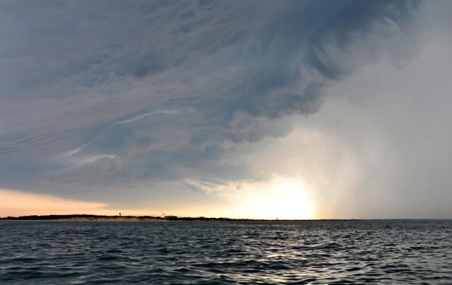 Martha's Vineyard Storm