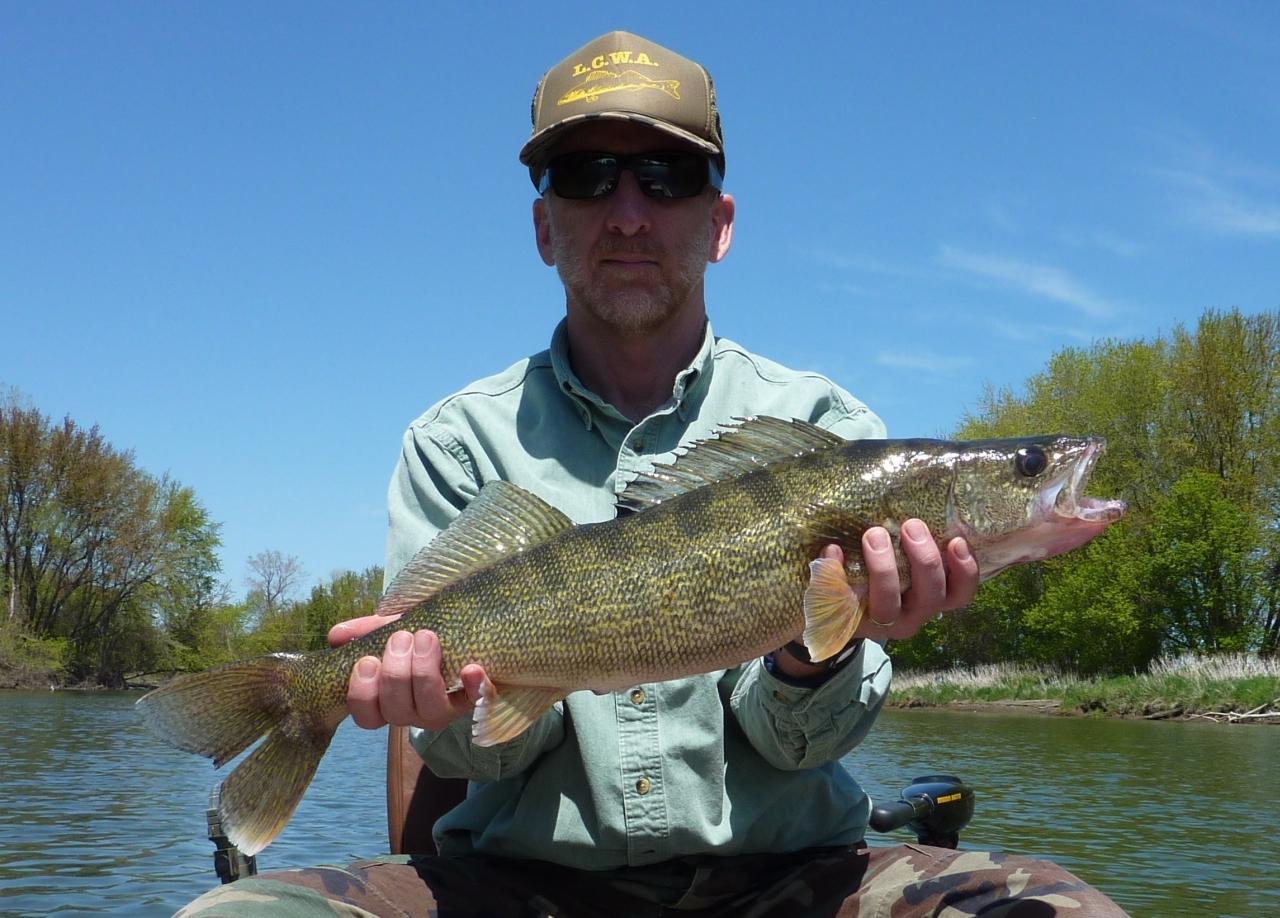 Vt Walleye Fishing To Start May 3