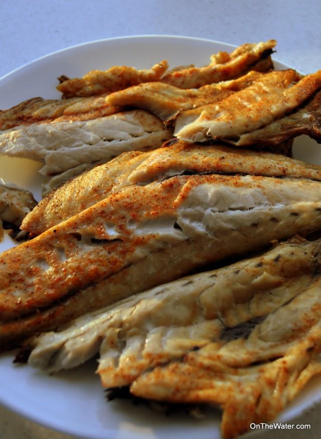 Recipe smoked bluefish dip for Blue fish recipes