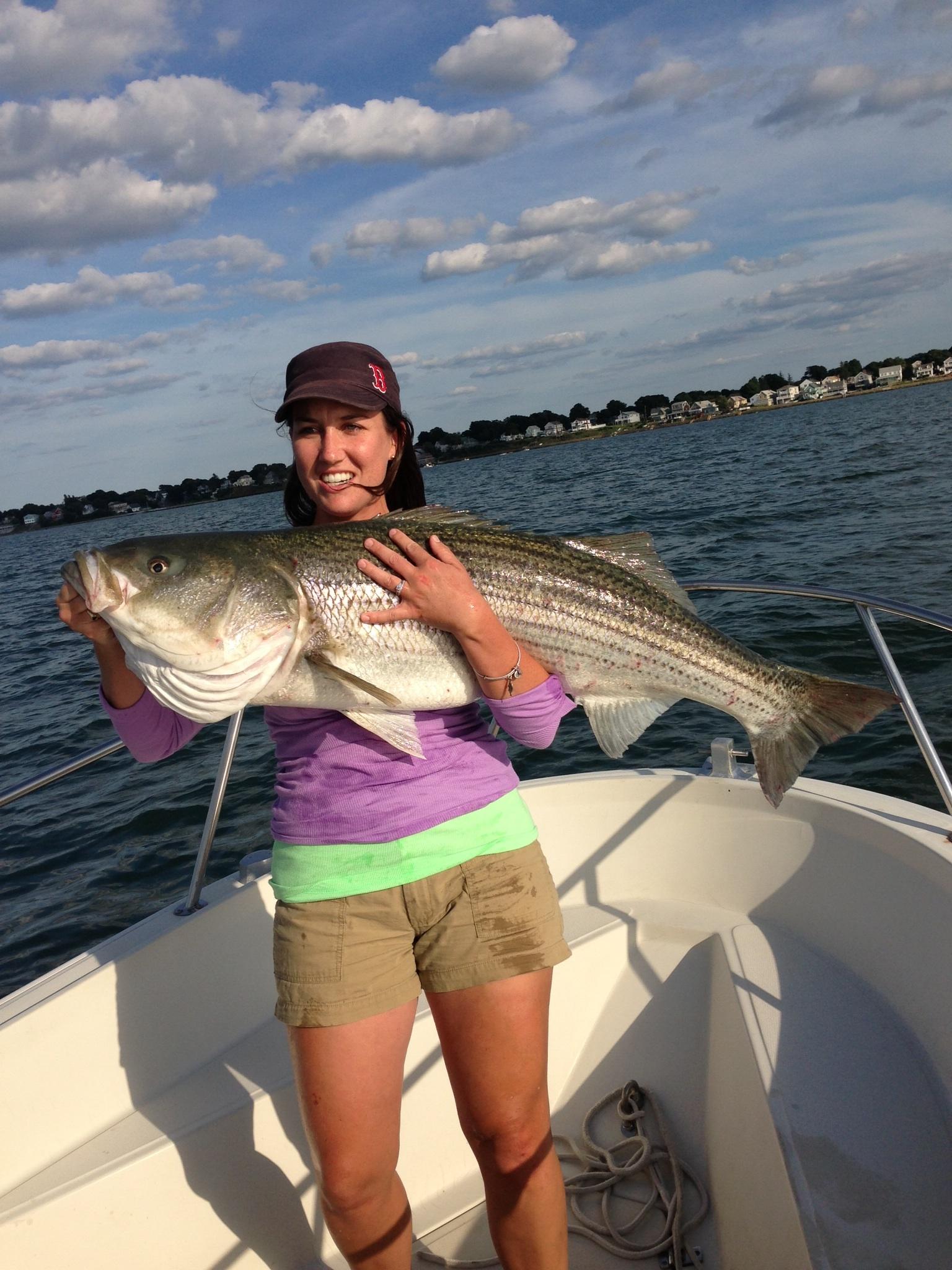 Massachusetts new hampshire and maine fishing report 8 22 13 for Mass fishing report