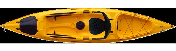 2014 Eddyline Caribbean 12 Kayak