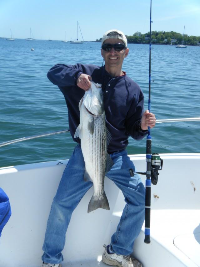 Massachusetts new hampshire and maine fishing report 5 for Ma fishing report