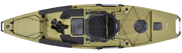 2014 Hobie Kayaks Mirage Pro Fishing Kayak