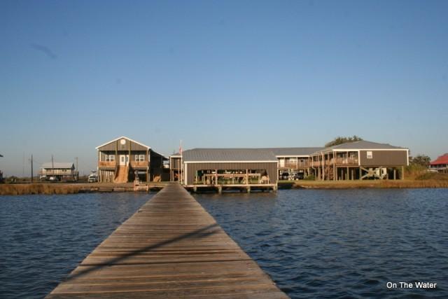 Hackberry FIshing Lodge Southwest Louisiana Calcasieu Speckled Trout