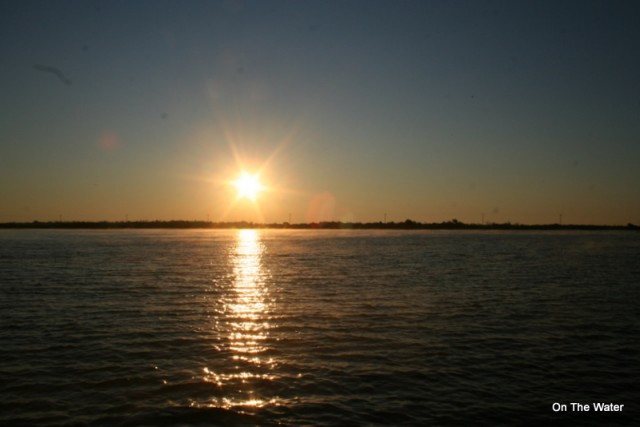 Lousiana Sunrise Marsh