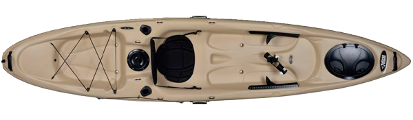 2014 Pelican Premium Striker Fishing Kayak