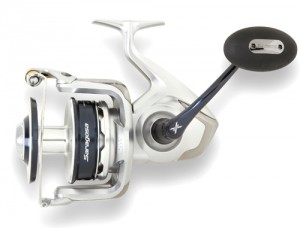 Jim Barker will receive a Shimano Saragosa SW Reel for his short story A Diversion.
