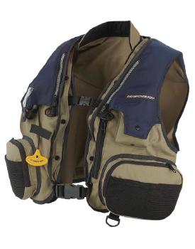 Stearns 33 Gram Manual Fishing Vest$229.99 | stearnsflotation.com