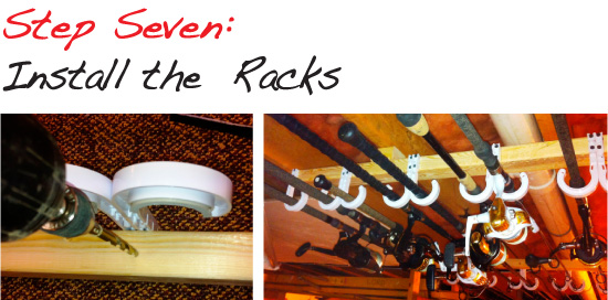 The Best Fishing Rod Storage Rack You Can T Buy On The