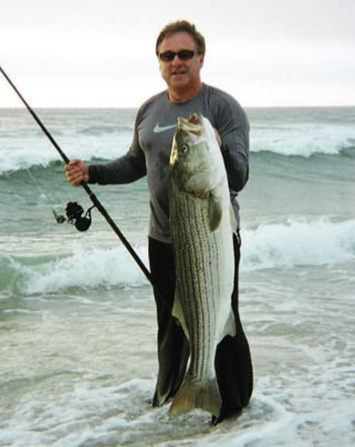7 striped bass fishing techniques for fooling finicky bass, Fishing Reels