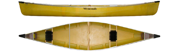 2014 Wenonah Canoe Fisherman