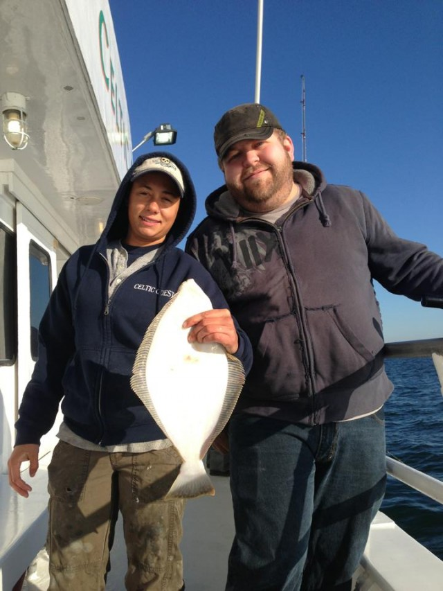 May reader photo gallery on the water for Celtic quest fishing