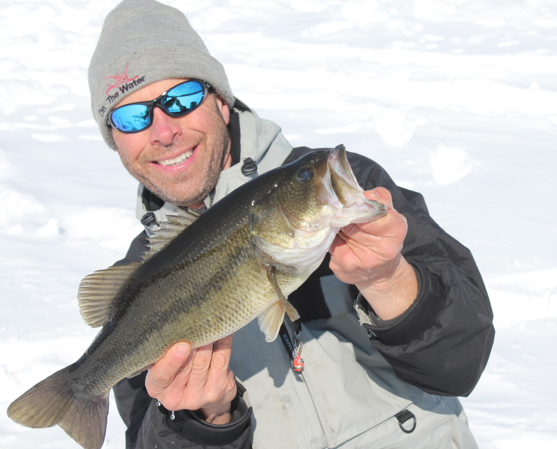 Massachusetts, New Hampshire and Maine Fishing Report 2-13-14