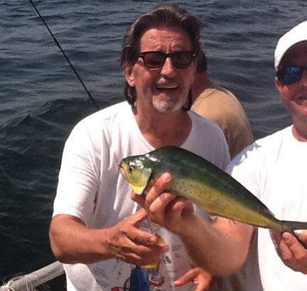 Northern new jersey fishing report 8 9 2012 on the water for Surf fishing nj