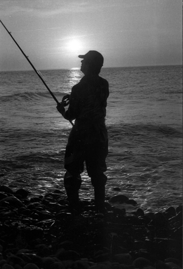 scan 2 Sad News: Local Writer Tim Coleman Dies While Fishing