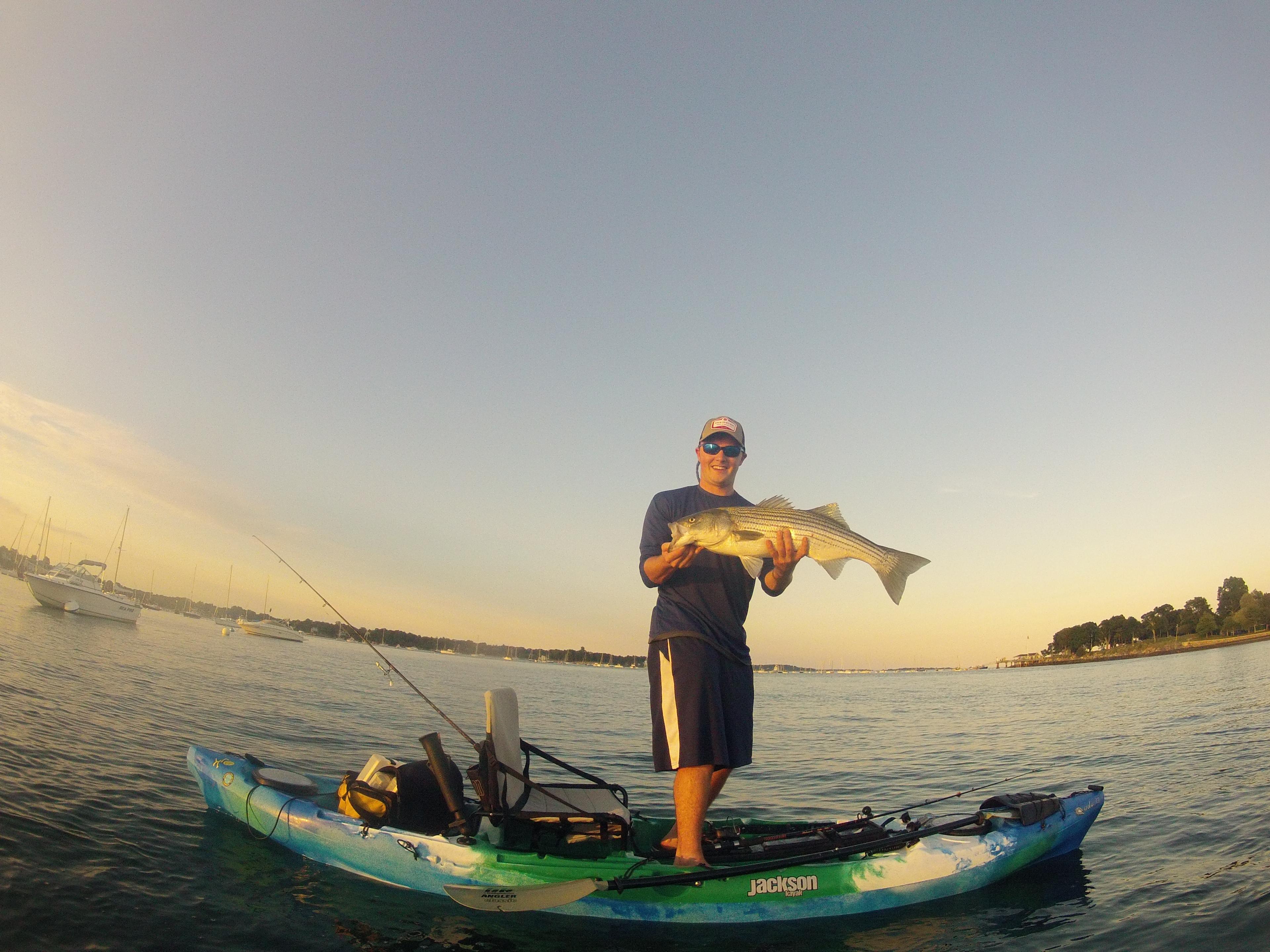 Massachusetts new hampshire and maine fishing report 8 15 for Ma fishing report