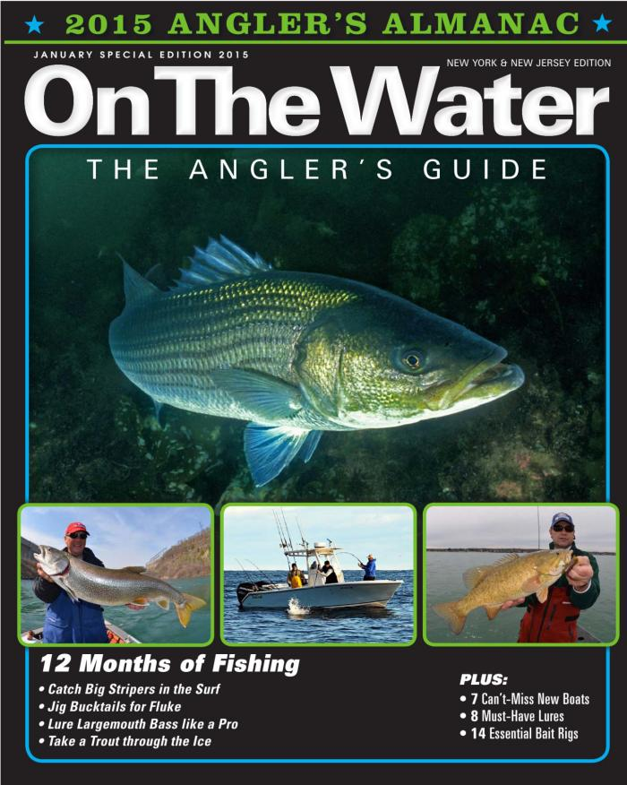 On the water magazine the anglers guide fandeluxe Images
