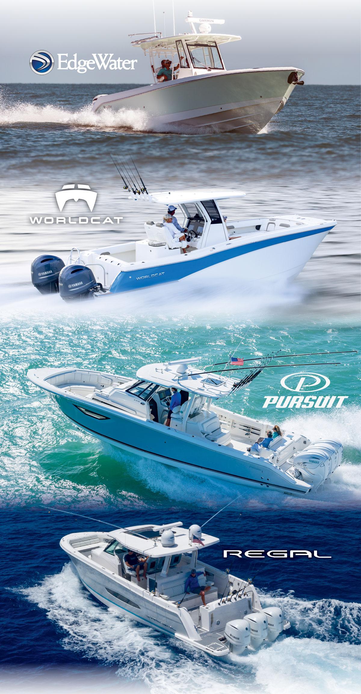 Bosun's boat makes