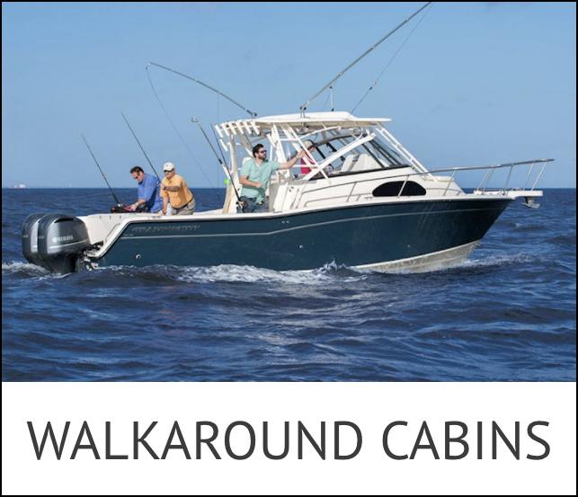 Walkaround Cabins