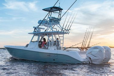 Everglades Boats 395CC
