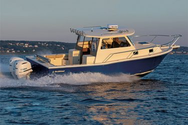 NorthCoast Boats 315HT