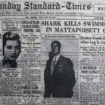 The Last Massachusetts Shark Attack…