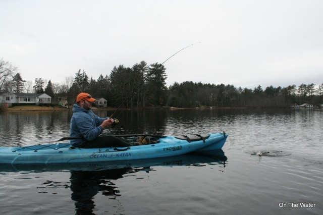 Tongin trout in western mass fishing report for Mass fishing report