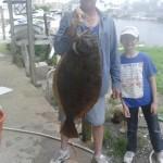 17-pound South Jersey Summer Flounder