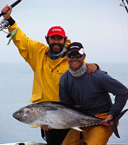 Cape Cod Tuna Fishing Trip (Report