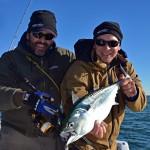 OTW TV Shoot: Fall Run Fishing With Patrick Sebile
