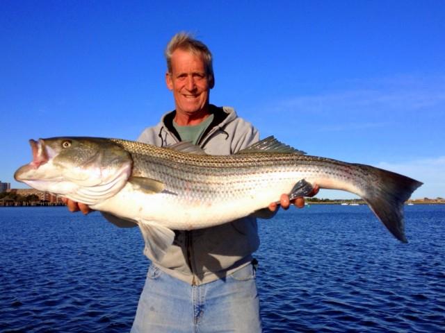 Massachusetts new hampshire and maine fishing report 9 26 for Mass fishing report