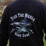 """Giveaway: """"Fish The World"""" Sweatshirt"""