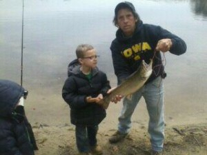 Massachusetts free fishing events on the water for Massachusetts freshwater fishing license