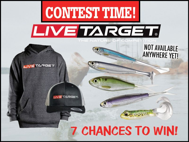 LIVETARGET's Most Realistic Baits Yet - On The Water