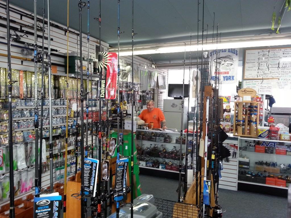 Bait Shops Long Island