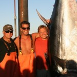 962-pound Bluefin Tuna Possible New Hampshire State Record
