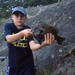 12 Year Old Catches and Releases Possible State Record Bluegill