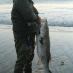 Fishing the Legendary Backside Cape Beaches