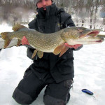 Ice Fishermen: Be Safe on First Ice