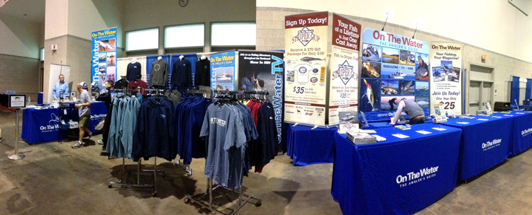 New england saltwater fishing expo this weekend for Saltwater fishing expo