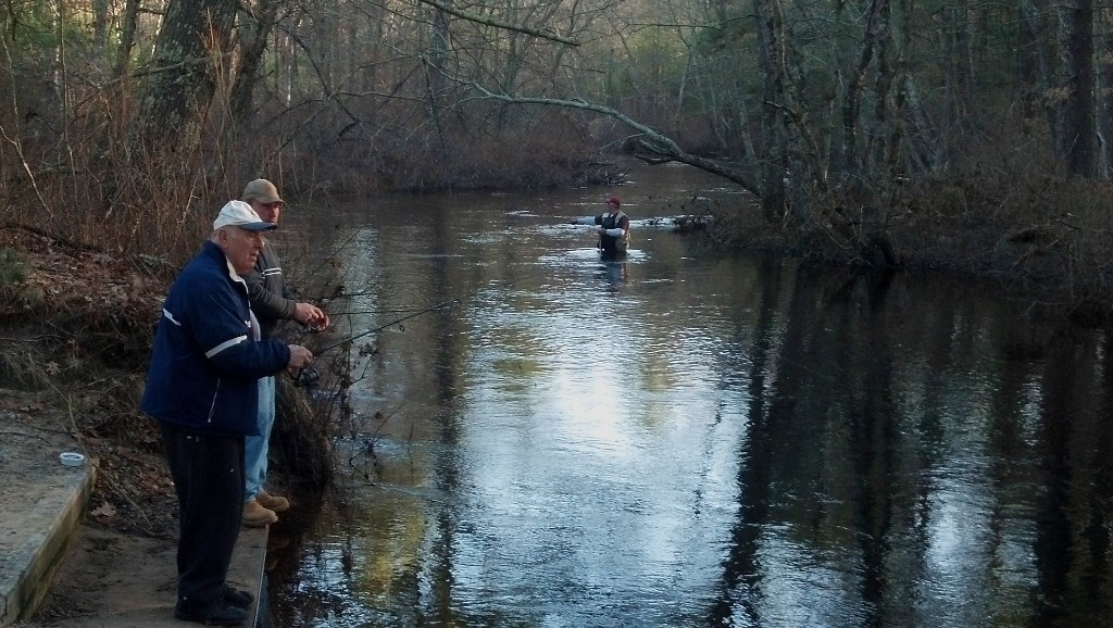 Opening day on the wood river for Salmon river ny fishing regulations
