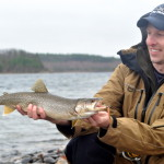 Sweetwater Surfcasting (Wachusett Reservoir Lake Trout Report)