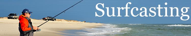 Surfcasting banner
