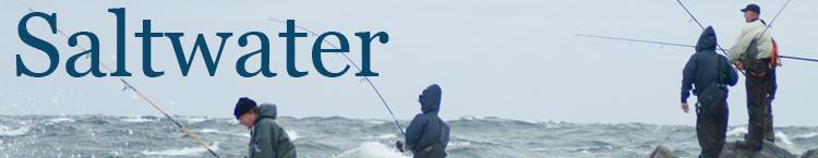 Saltwater banner