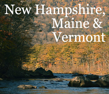 New Hampshire, Maine and Vermont forecast thumbnail