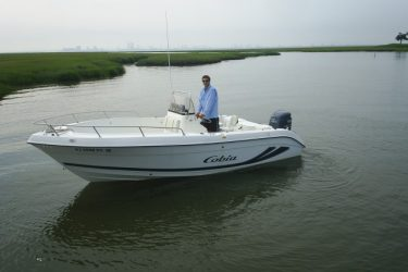 From The Helm: 2015 Cobia 256CC