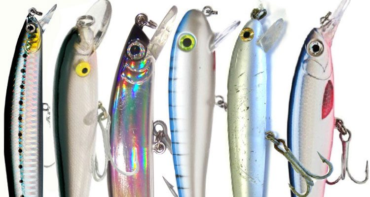 Most baitfish are silvery, which makes lures with a chrome finish seem like a natural choice.
