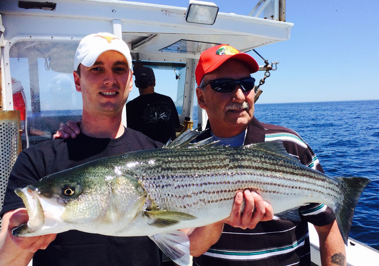 Gloucester fishing report cb fishing charters on the water for Tuna fishing charters nj