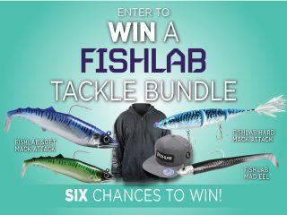 FishLab giveaway